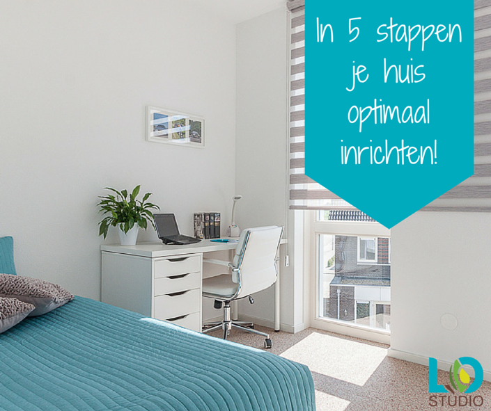 Huis verkopen in 5 stappen je huis optimaal inrichten for Huis aantrekkelijk maken voor verkoop