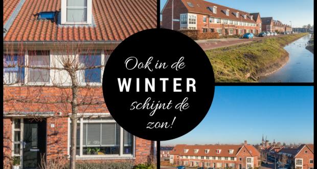 huis verkopen in de winter