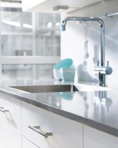 Design keukens volgens de laatste trends huislijn blog for Kleine keukens fotos