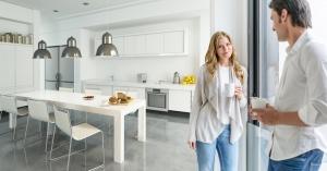 Zo krijgt de keuken een moderne uitstraling