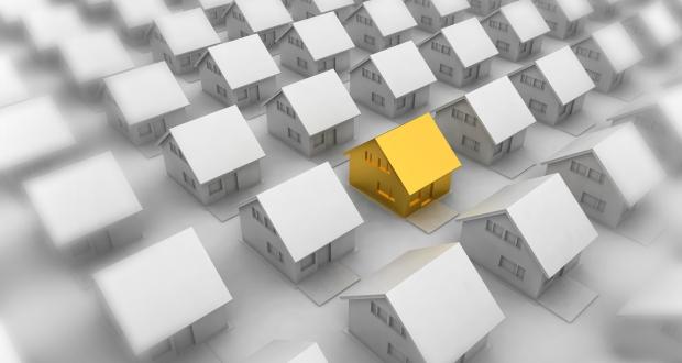 Huis kopen van goud