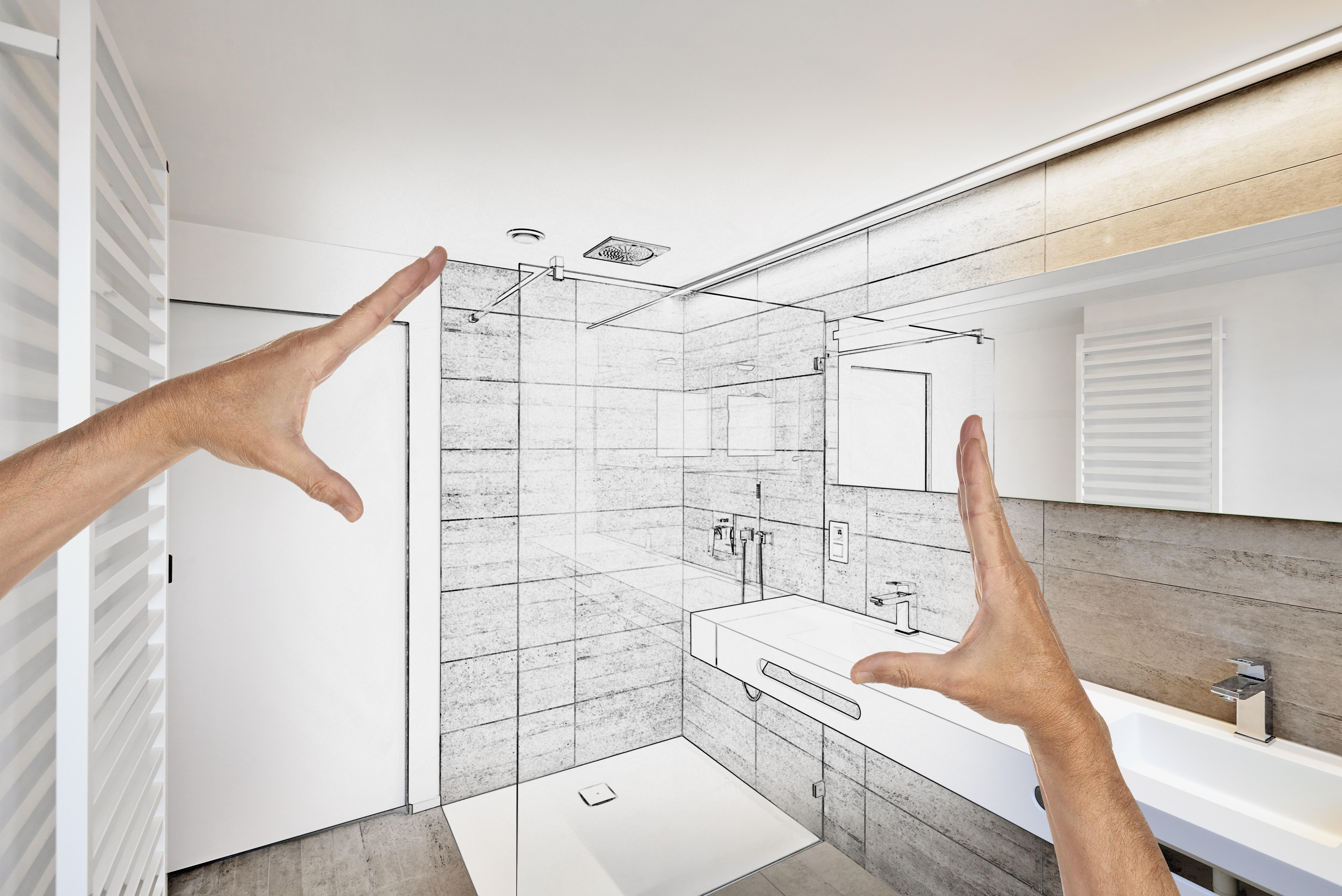 Tips om je badkamer modern in te richten huislijn