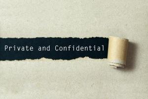 privacy en de makelaar
