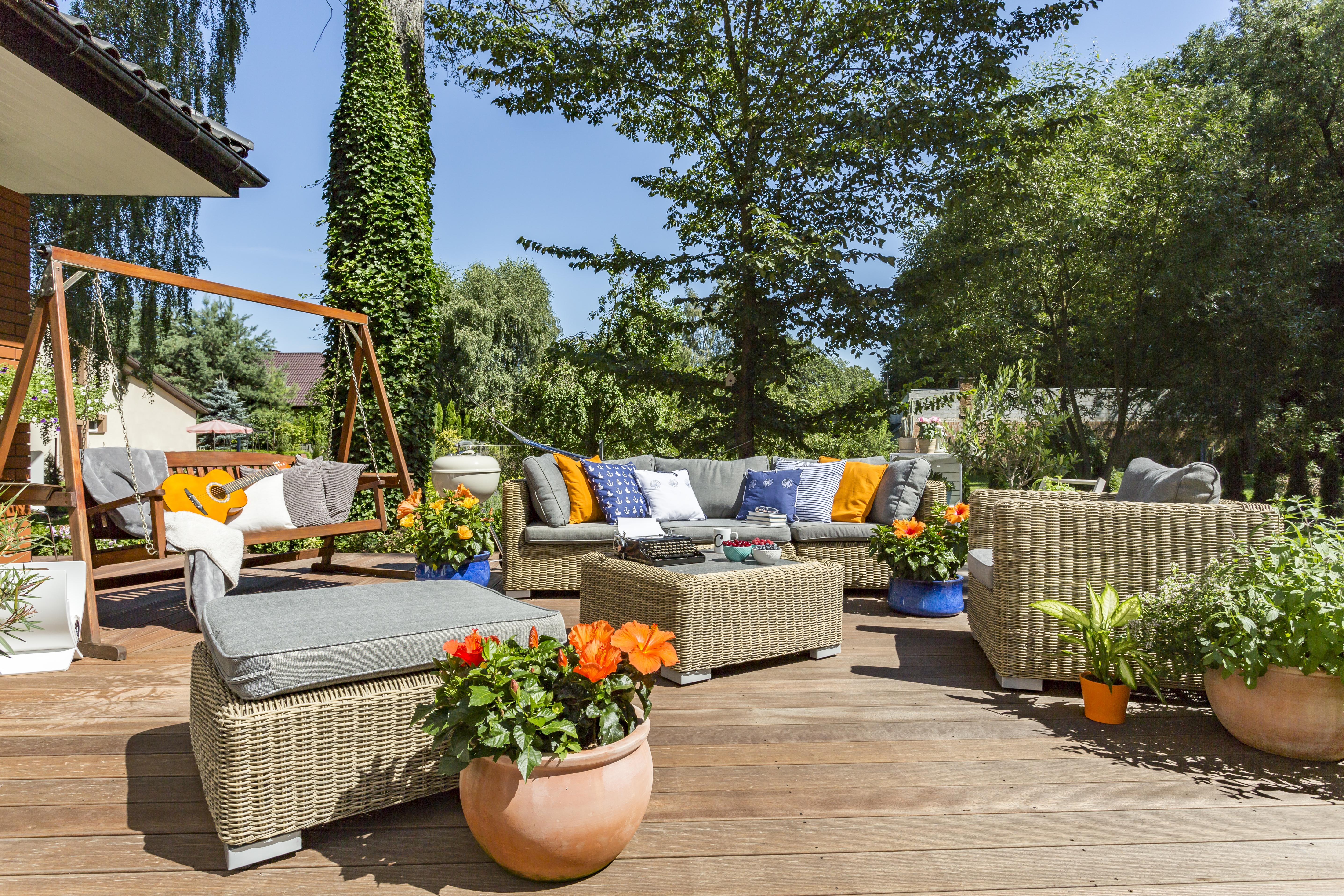 huis kopen met tuin