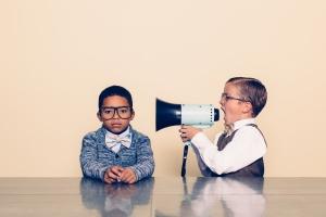 onderhandelen zonder te schreeuwen