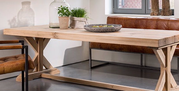 kloostertafel voor je nieuwe woning
