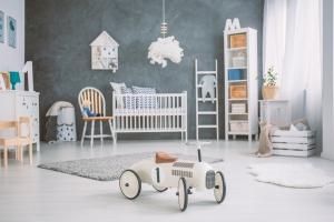 6 tips om de babykamer een gezellige uitstraling te geven