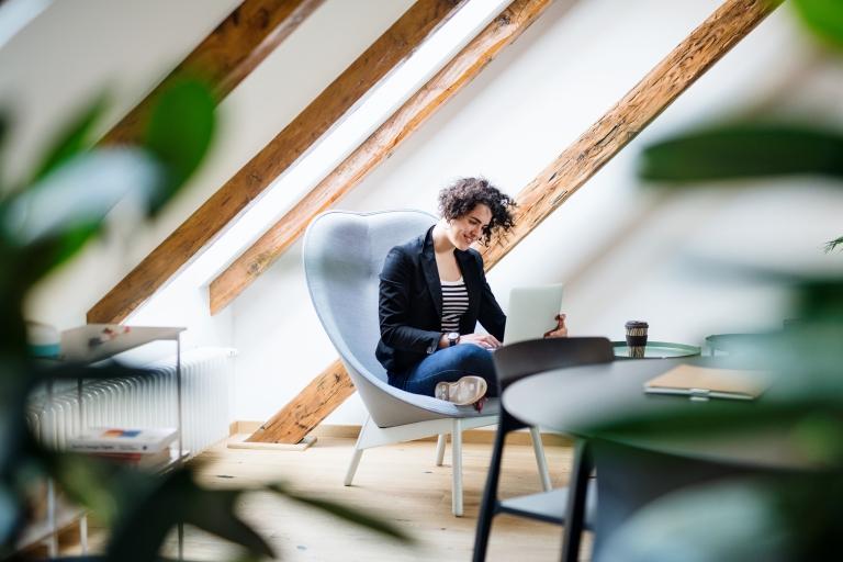 kantoor aan huis - zolder isoleren