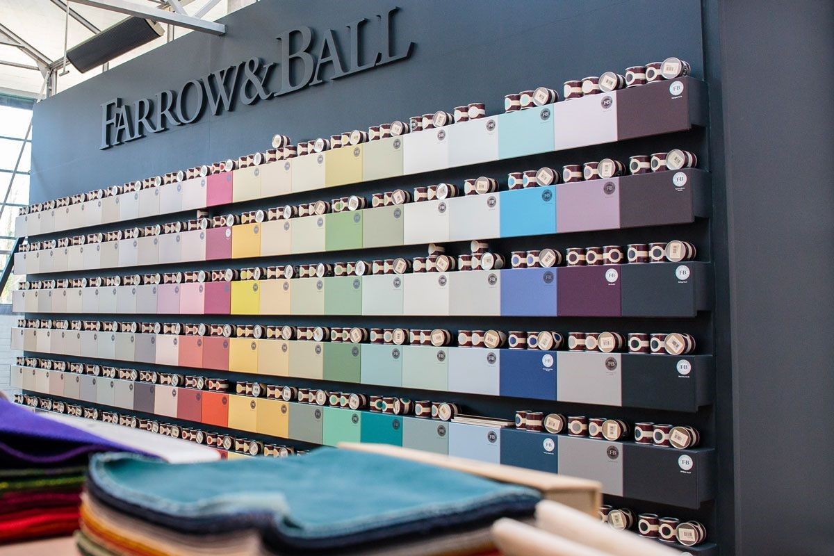 kleur in je woonkamer