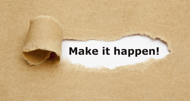 make it happen - verkoopopdracht
