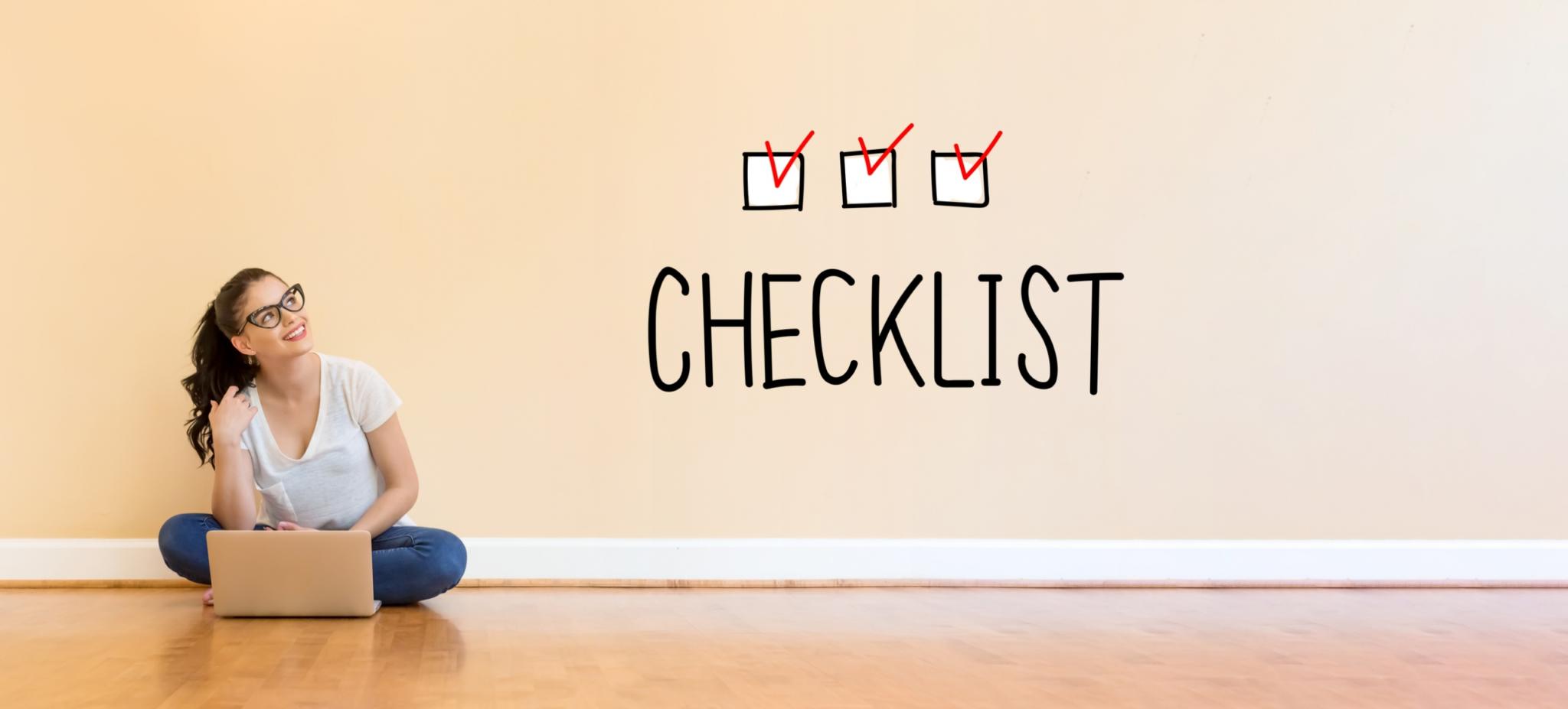 checklist huis kopen