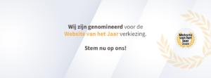 Huislijn website van het jaar