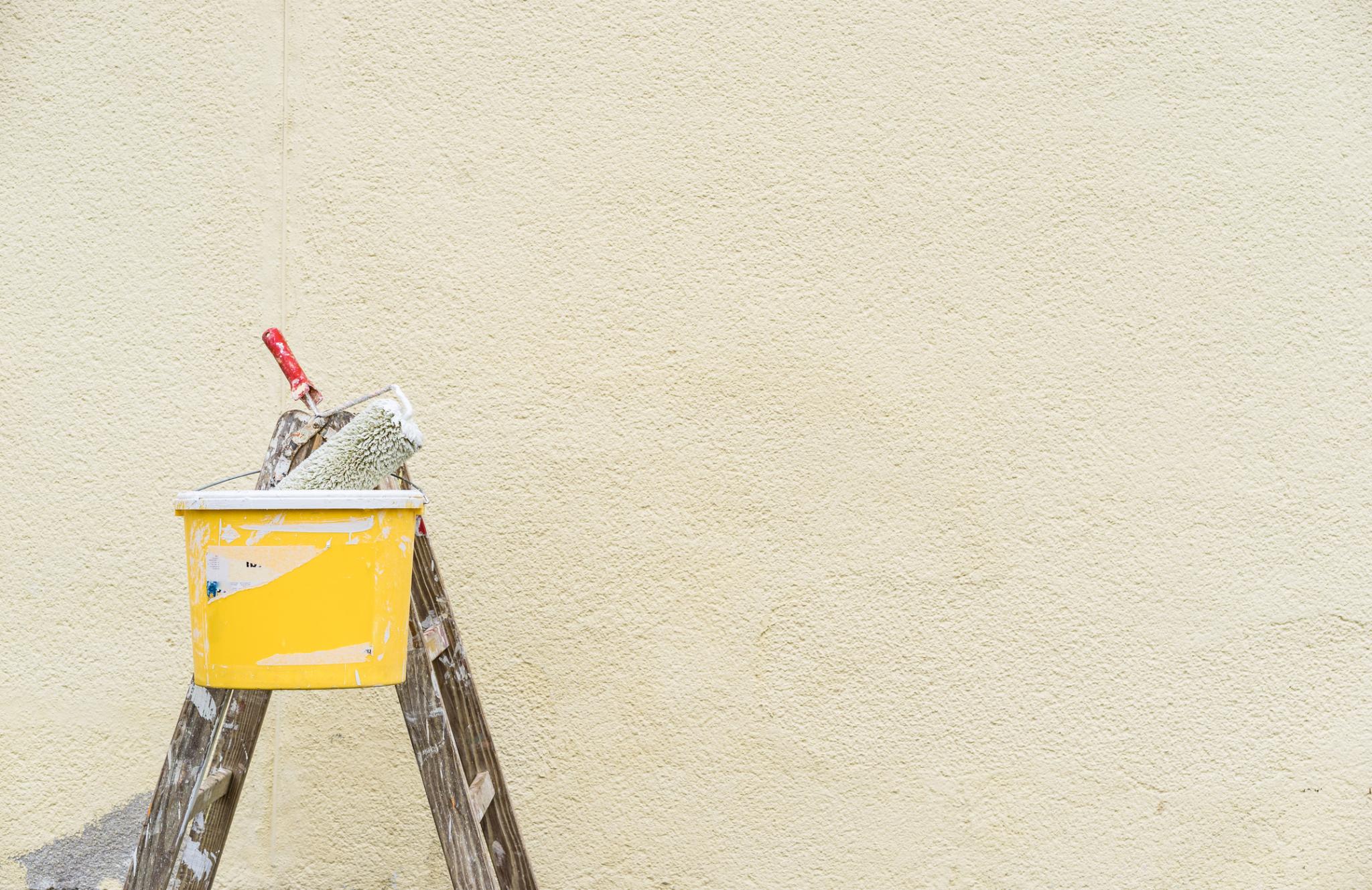 Huis schilderen - verbouwen