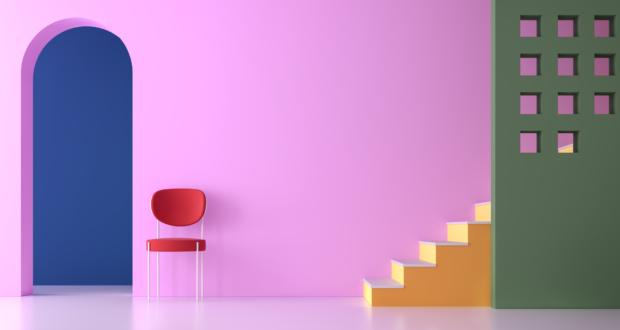 ruimte door kleur in je huis