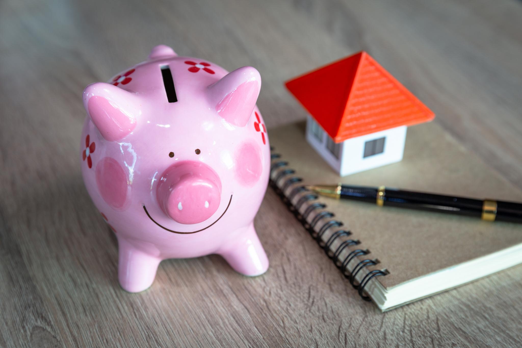 huis inrichten met spaargeld - woningwaarde - oversluiten