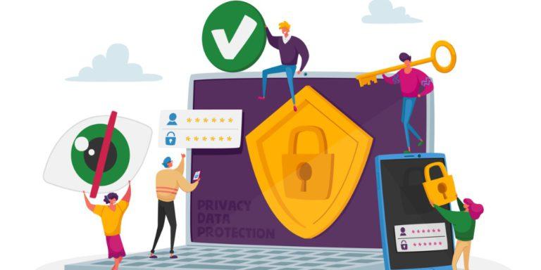 veilige VPN verbinding
