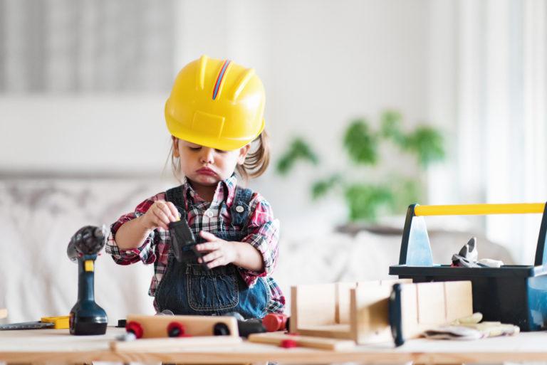 zelf een huis bouwen