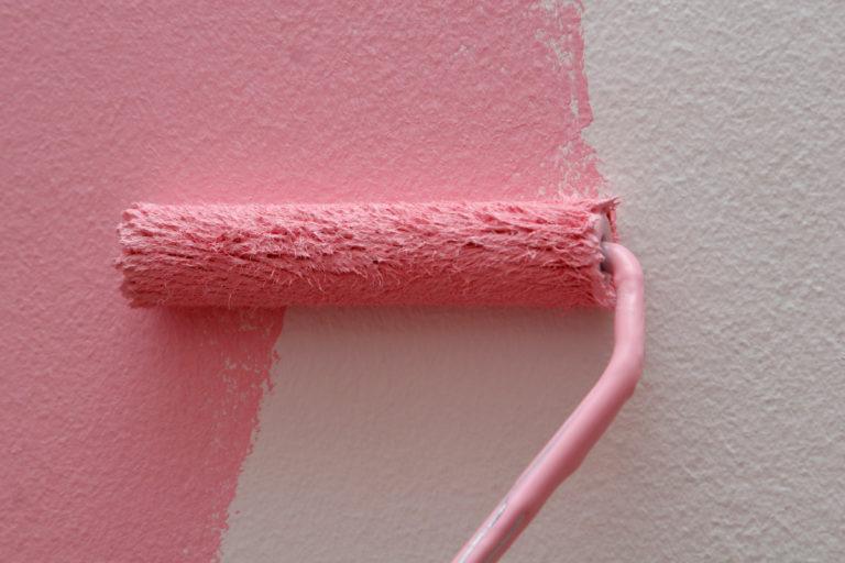 huis binnen schilderen